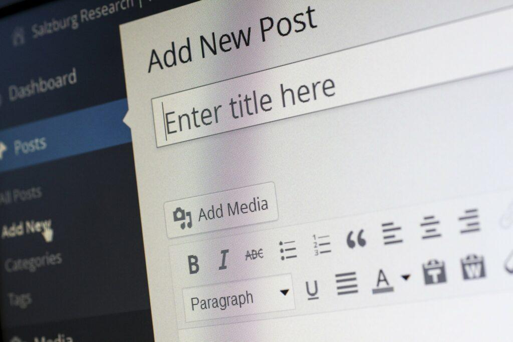 Add Blog Post
