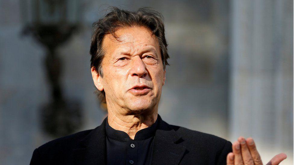 Imran Khan Tested Positive for COVID-19