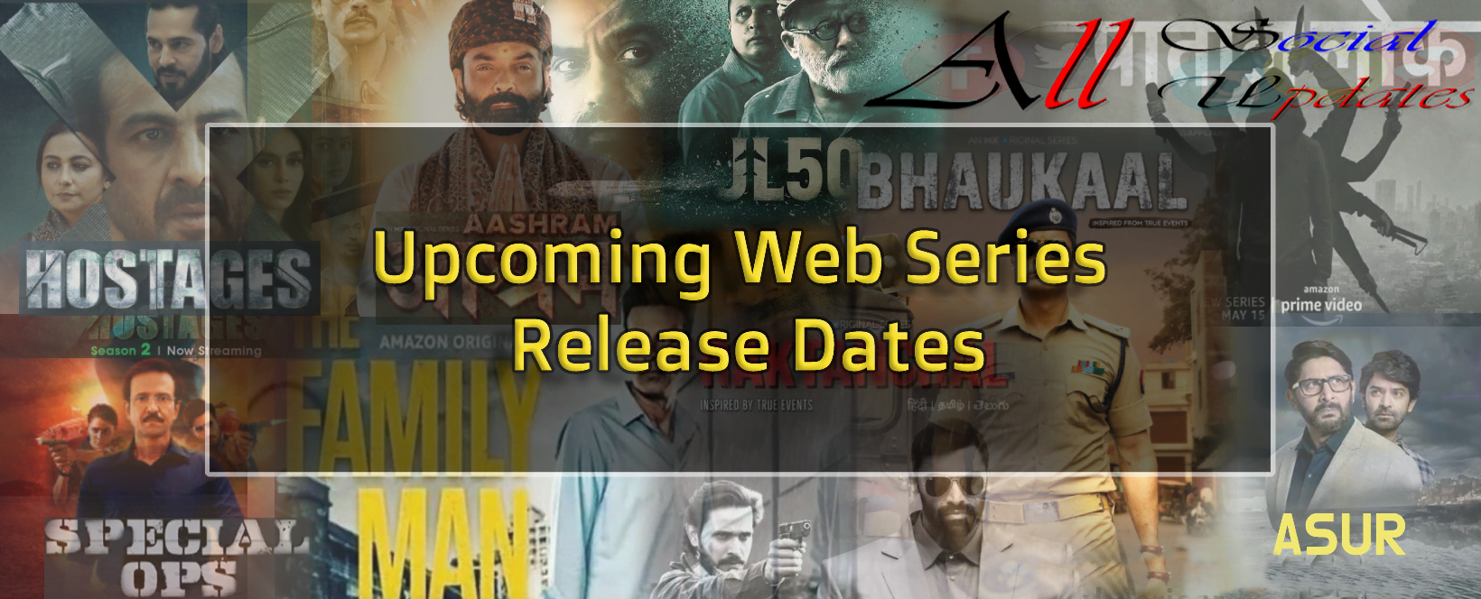 Upcoming Web Series April 2021