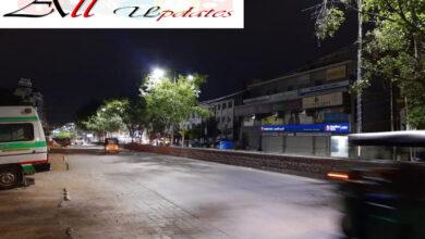 Delhi Night Curfew