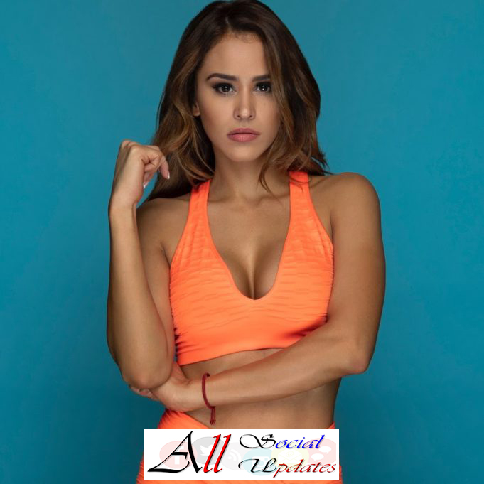 Yanet Gracia OnlyFans Images