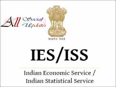 UPSC IES ISS Recruitment 2021
