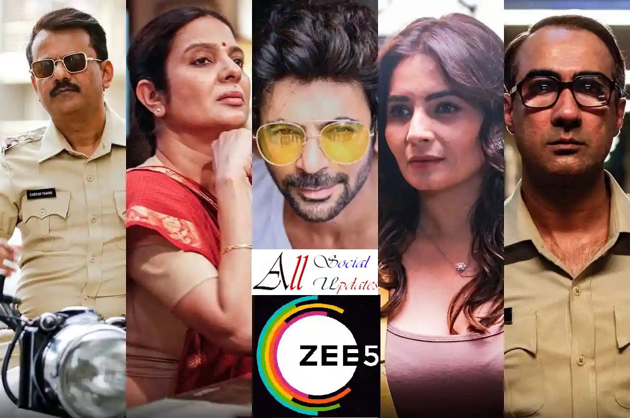 Zee5 Original Sunflower Web Series All Episodes Story Star Cast & More