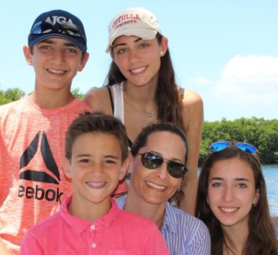 Mark-Bezos-wife-children