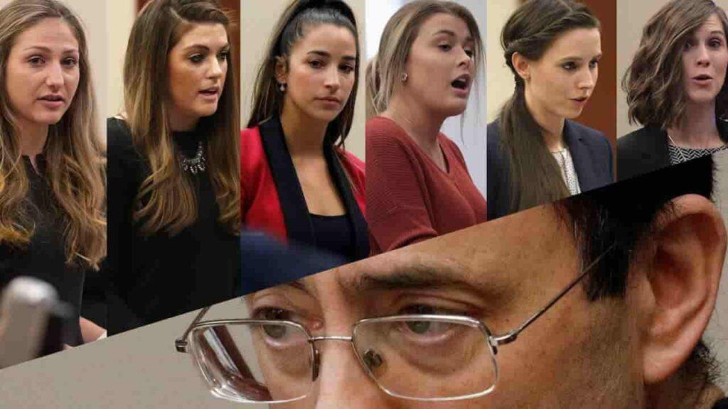 Larry Nassar case