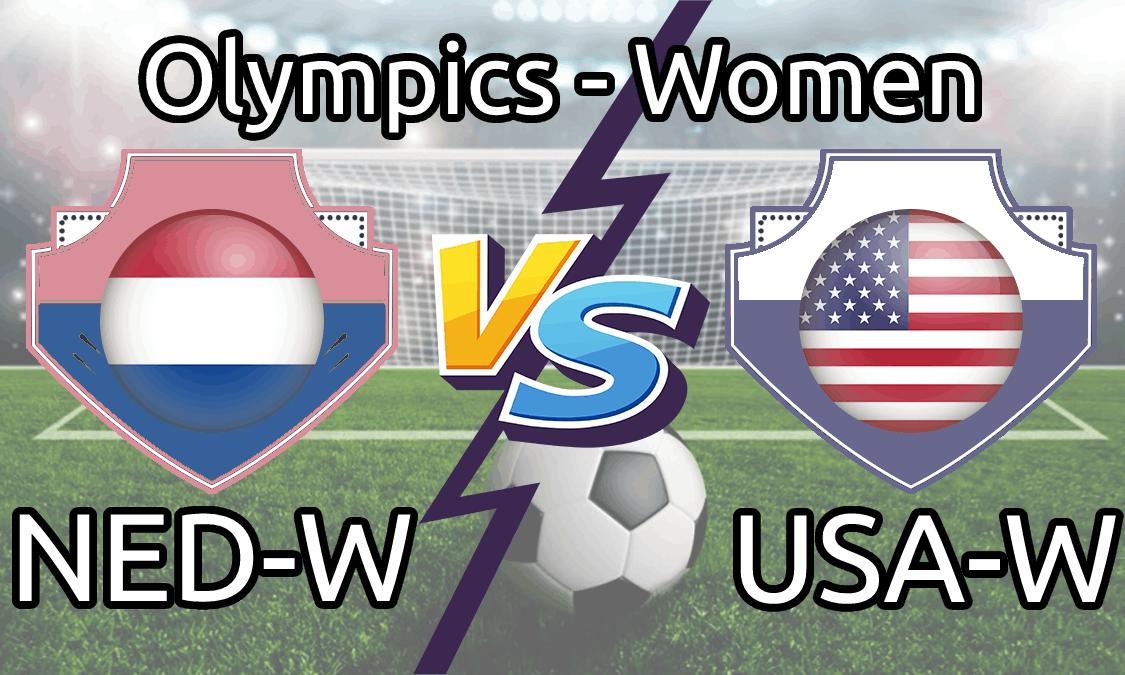 NED-W vs USA-W Live Scores