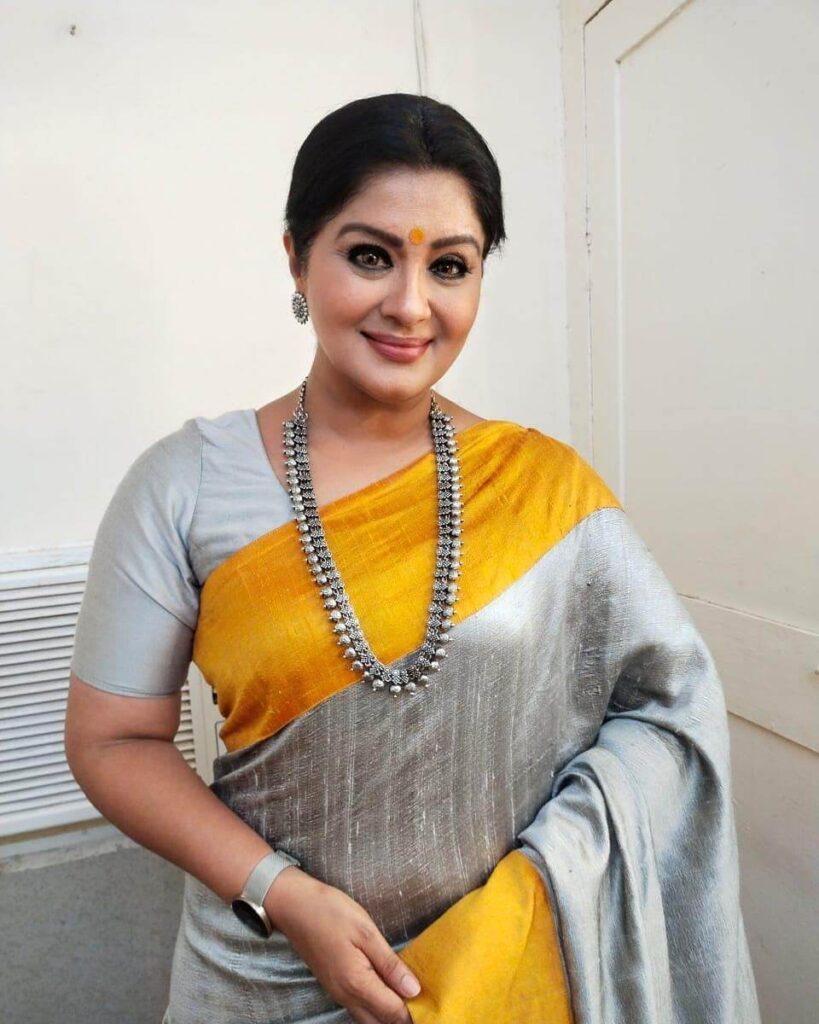 Sudha Chandran in Ek Miraasan Web Series