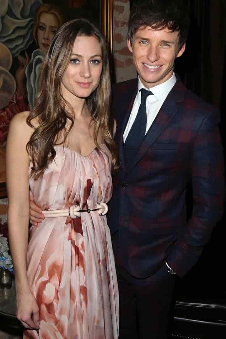 Hannah Bagshawe And Eddie